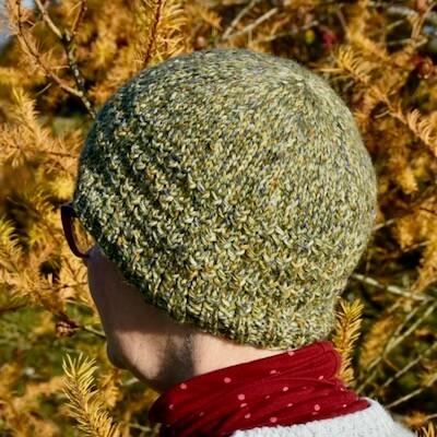 Arkleby Beanie kit — Moss