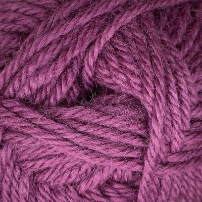 Aubergine (750) BFL wool, DK (50g balls)