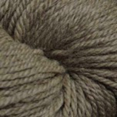Bluefaced Leicester Light Brown/Grey wool (aran; 100g skeins)