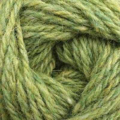 Chartreuse wool (100g balls)