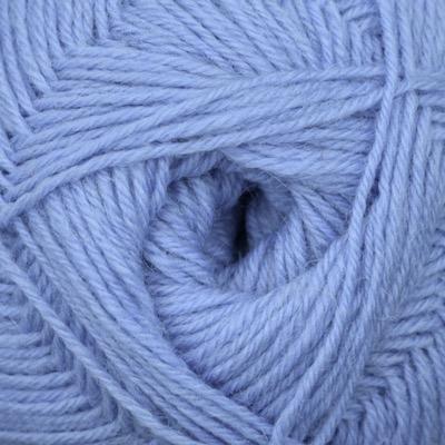 Cornflower wool, 4 ply (100g balls)