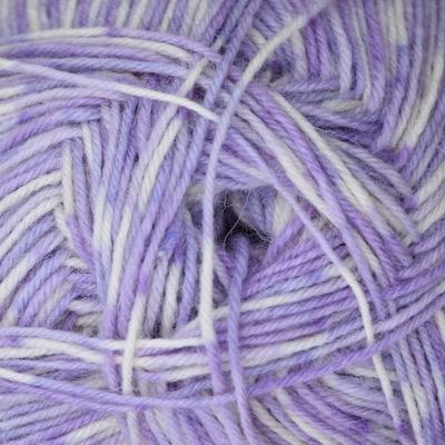 Delphinium wool, 4 ply (100g balls)