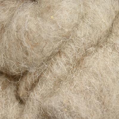 Boreray Fleece — Pale (100g pack of sliver)