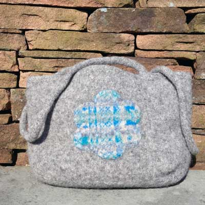 Hartside Bag in Flint