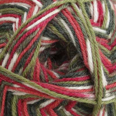 Hollyberry wool, 4 ply (100g balls)
