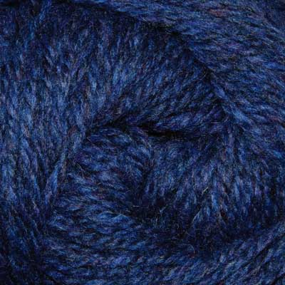 Indigo, aran weight (100g balls)