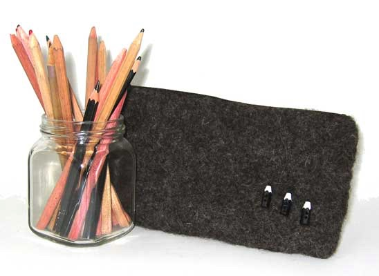 Pencil Case in methera