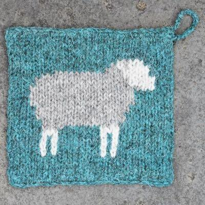 Pot Holder — Herdwick