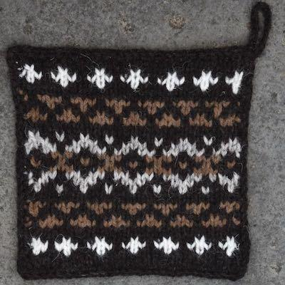 Pot Holder — Primitive
