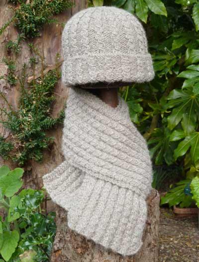 Wasdale Hat & Scarf pattern