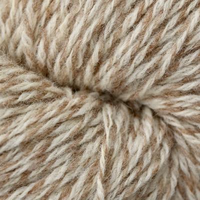 Manx Loaghtan and Portland DK wool: Latte (100g skeins)